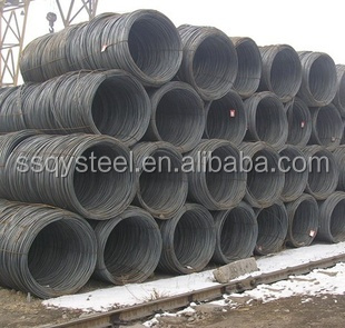 hot rolled AnFeng steel 7.0mm wire rod SAE1006 SAE 1008 SAE 1010 SAE1012 for nail or civil construction