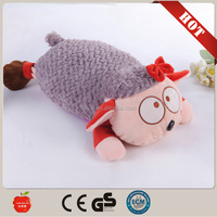 low price very beautiful hot water bag/USB Feet Warmer Heated Warm Feet Treasure Multifunctional Pillow Heater Electric Heating