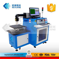 Wuhan Keyland solar cell / wafer laser dicing / cutting machine of solar panel manufacturing machines