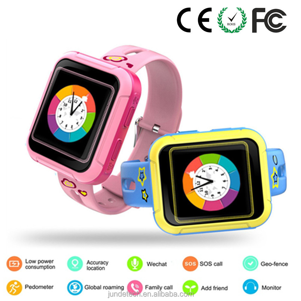 Cheap wrist watch gps tracking device for kids and elderly