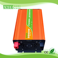 3000W DC12V TO AC220V OFF Grid Solar Power Inverter with CE & 3 years Warranty
