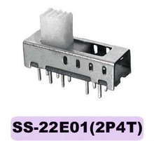 4 position toggle switch SS-22E01(2P4T)