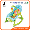 Baby rocking chair baby swing chair with light and music
