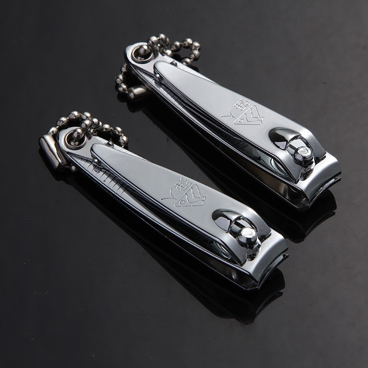The best seller wholesale finger nail clippers 602Q with keychain