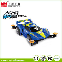 Fashionable toy car track racer