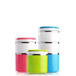22OZ-43OZ Small Thermos Kids Bento Lunch Box For Girls With Containers