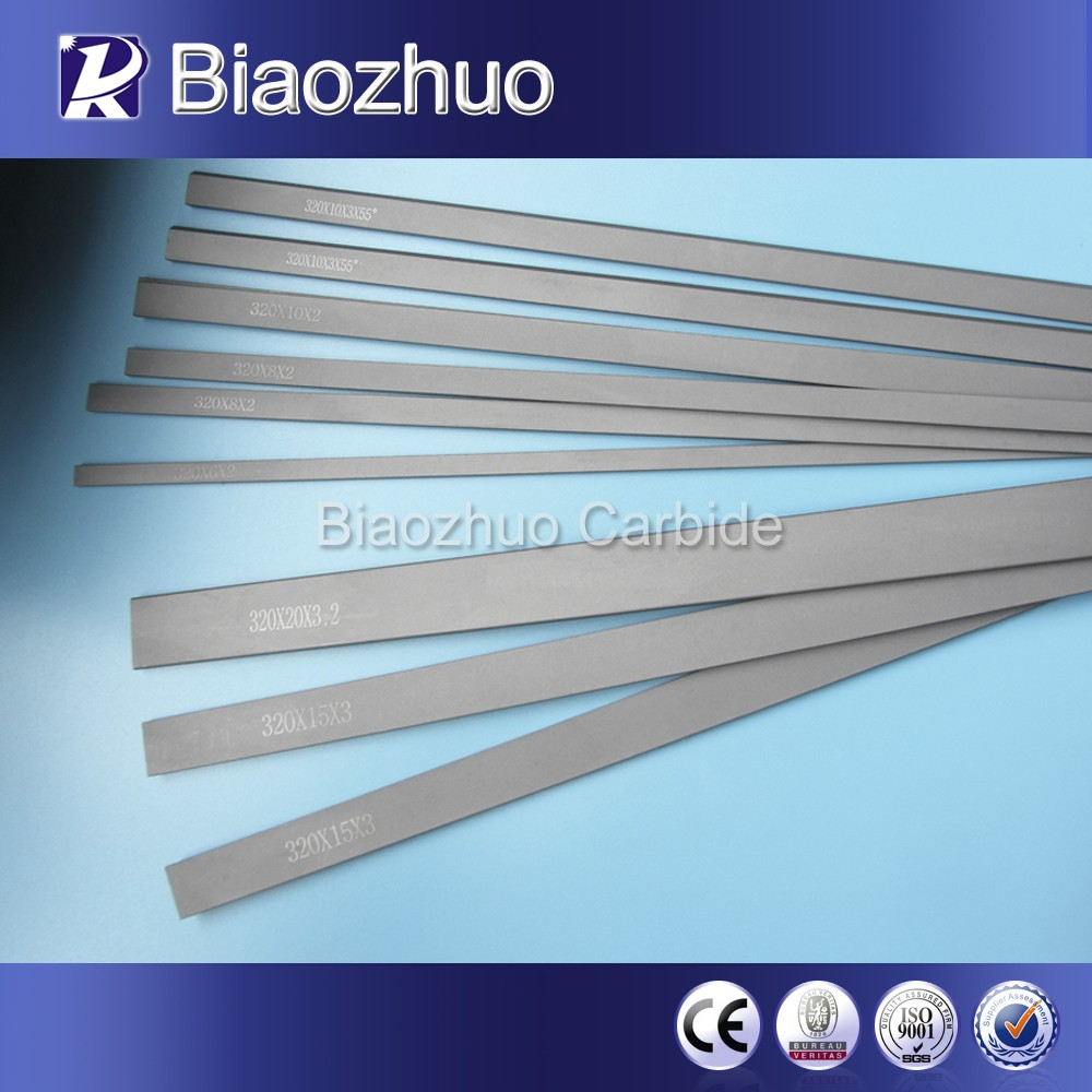 Rectangular Alloy Cemented Carbide Strips For Cutting Metal