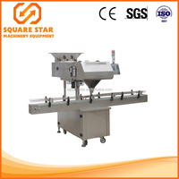 Gold quality factory manufacturing pill tablet counting machine