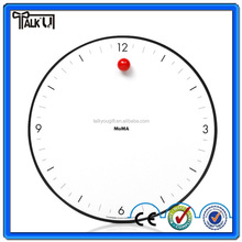 Deco Magnetic Ball Digital Wall Clock