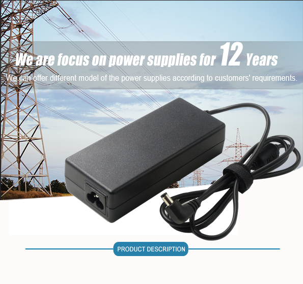 charger ac dc 42v power adapter 2a power supply