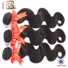 Full Cuticles Factory Wholesale guangzhou hair extension factory