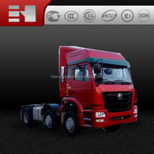 Sinotruk Hohan 420HP Towing Vehicle Tractor Truck for sale