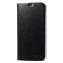 New Arrival Horizontal Flip Smart Leather Case with Wake-up / Sleep Function for UMI ROME / UMI ROME X(Black)