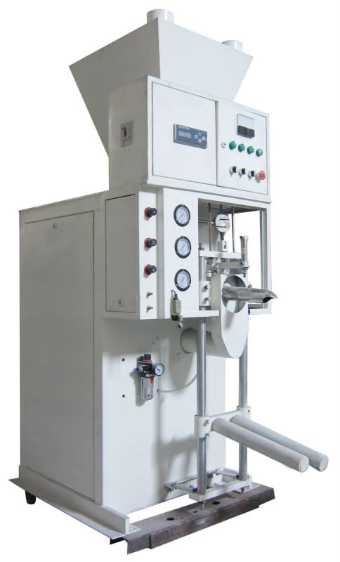 automatic packing machine for dry powder
