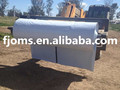 Heavy duty forage wrap film with UV protection