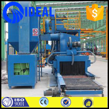 Auto shot blasting machine used in Steel and Iron Foundry Factory