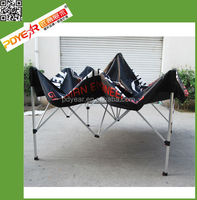 EZ up event marquee folding tent