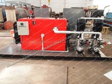 100KW Fire Tube Oil Fired Water Heater