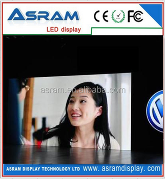HD P4 SMD Indoor Full Color LED rental Panel ,for movable advertisment display screen LED