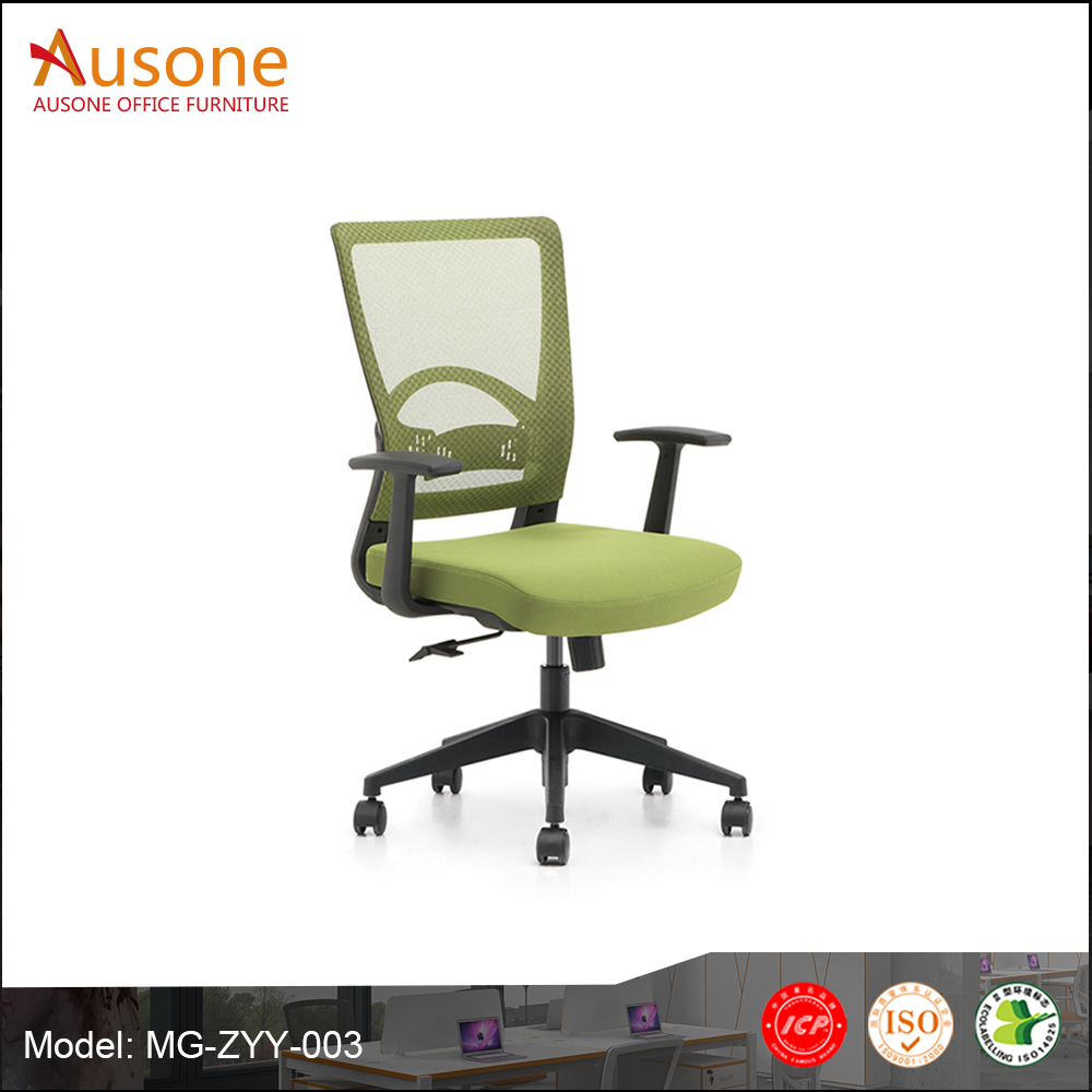 Modern design office chair/high quality mesh task chair/adjustable swivel stuff chair