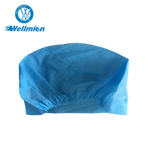 Factory price disposable surgical caps for long hair