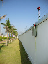 Electric Fence Energizer Perimeter Security System for prison and weapons depot
