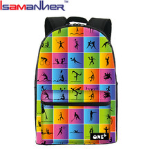 "Factory bright colorful trendy <strong>backpack</strong>, 17"" nylon free samples <strong>backpacks</strong>"