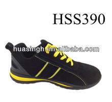 WH,Fast Sweat Absorption Suede Leather Sport Style Run Training Shoes Lightweight