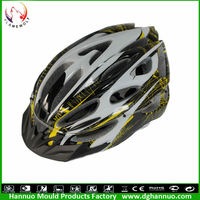 2015Fashion Style streamlined design bike helmet