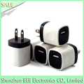 Promotional 5v 1000ma wall charger for iphone samsung travel charger in Europe