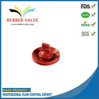 silicone two way mini combined valve