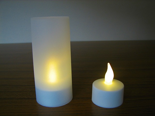 Stylish and High quality fake candle led for party, ornament and etc at reasonable price