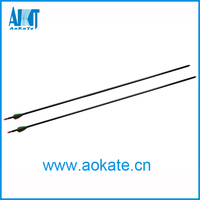8.8 aluminum hunting arrow shaft