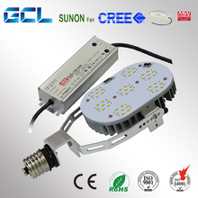 E27 and E40 Base Type led retrofit kits flood lights meanwell driver 120w cool white brightness UL DLC