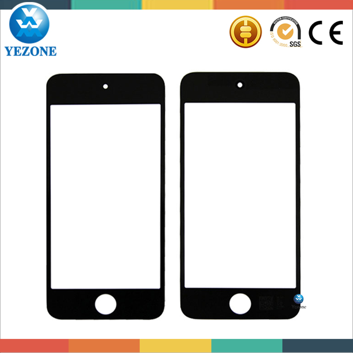 Professional Wholesale Front Glass Lens For ipod touch 5th gen Replacement,LCD Digitizer For Ipod Touch 5