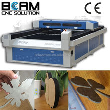 Hot sale 260W stainless steel laser cutting machine price 2mm metal laser cutting machine