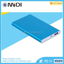 Factory price cheap ultra slim best quality portable power bank 4000mah for smartphone