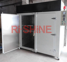 RISHINE water transfer printing automatic conveyor drying machine small size Hydro drying oven RS1006