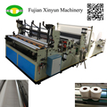 Household toilet paper rewinding machine factory