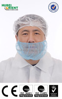 Nonwoven Hygience Disposable Surgical Mask Beard Cover