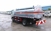 Dfac 5T cng home refueling,small fuel tanks trucks/5000 liters fuel tank truck