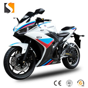 Racing Motorcycle With Pedals , Cool 150cc Women's Motorcycle/ Sport Car