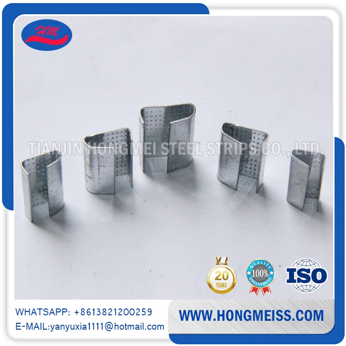 Best price Customized galvanized steel strapping seal for packing