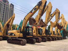Second-hand market large hydraulic excavator for sale