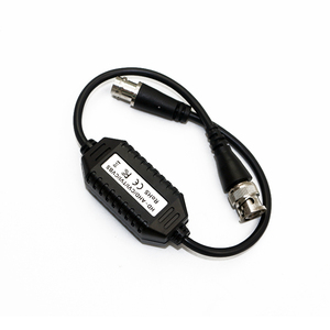 GB-001-1 Lightning protection Anti-interference video signal receiver over isolated UTP cable built in video balun for IP camera