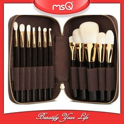 MSQ High-end 12 pcs Professional Makeup Brush Set