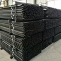1.90kgs/m bitumen painted black star picket for field fence