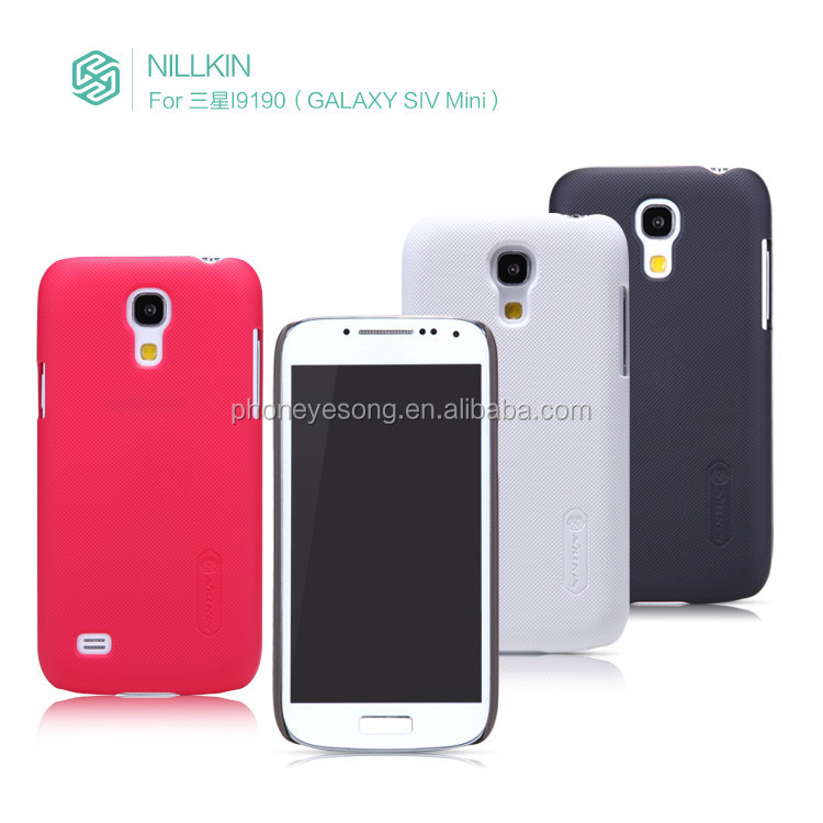 Wholesale cell phone case for Samsung GALAXY S4 Mini with hard plastic material and matte feeling