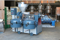 ISO approved new type oil seed oil press made in China