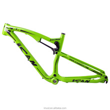Carbon mountain bike frame 27.5er full suspension mtb frame 650B bicycle frameset AC156